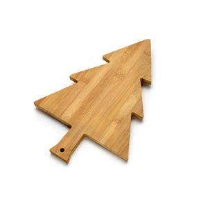 Christmas tree chopping board