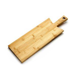 Large Bamboo Platter, personalised platter, branded platter