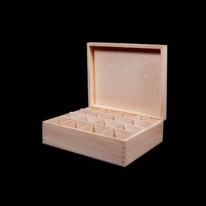 Large Tea Box, Wooden Tea Boxes, Personalised Tea Boxes
