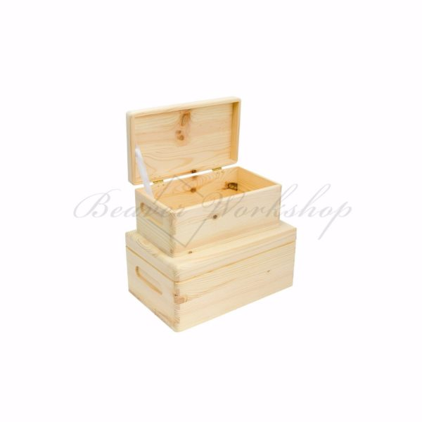 Luxury Pine wooden box, wooden boxes to decorate (1)