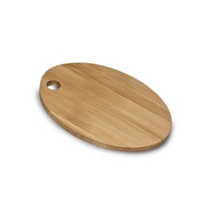Oval Wooden Board, Laser Engraved Board, Chopping Board