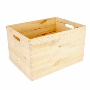 Pine Wood Storage Box, wooden display boxes