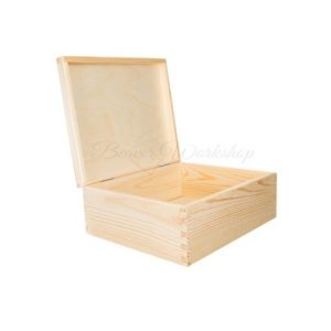 Plain Keepsake Box, Box for laser engraving (1)