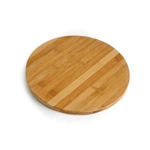 Round Bamboo Board