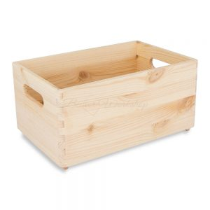 Small Storage Box, wooden display box