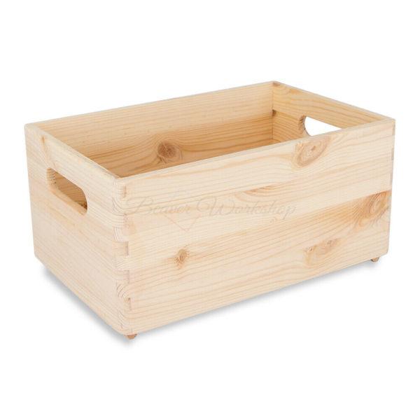 Small Storage Box, wooden display box