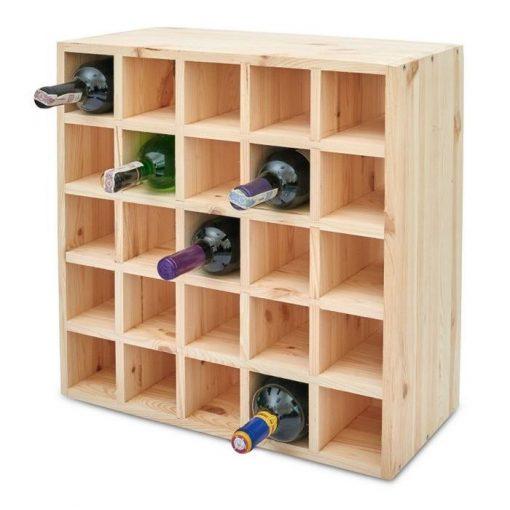 Wine Racking, Large bottle racking, racking system, wooden racking