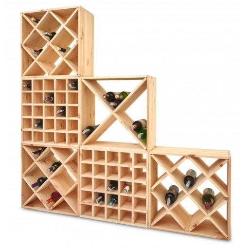 Wine storage systystem, wine racking