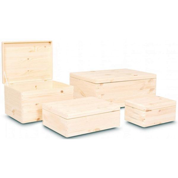 Wooden Boxes no handles