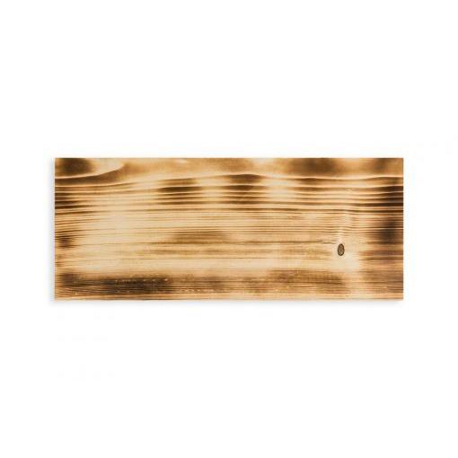 Wooden sign – Rectangular