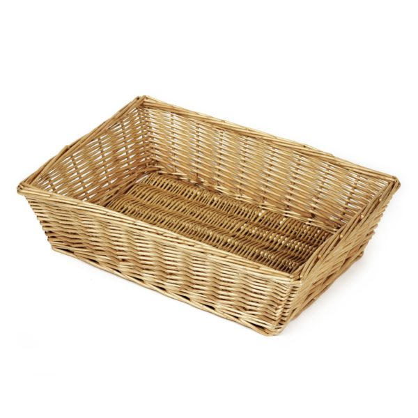 Large Wicker Tray