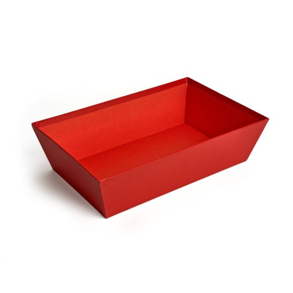 Medium Red Card Tray