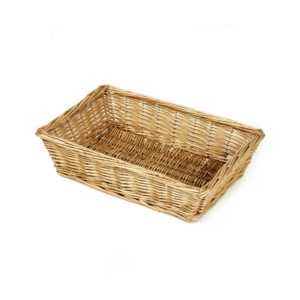 Medium Wicker Tray