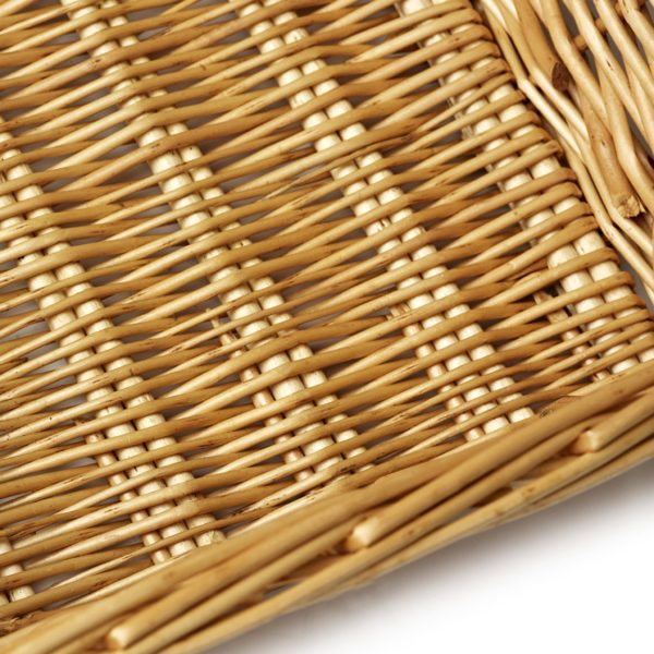 Medium Wicker Tray, display trays